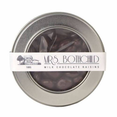 Mrs Bothchild Chocolate Covered Raisins