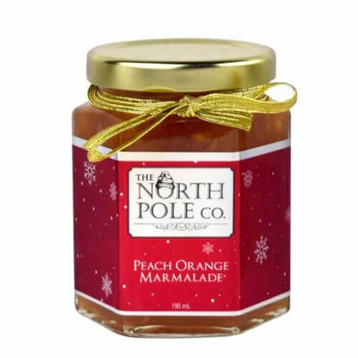 North Pole Co. Peach Orange Marmalade