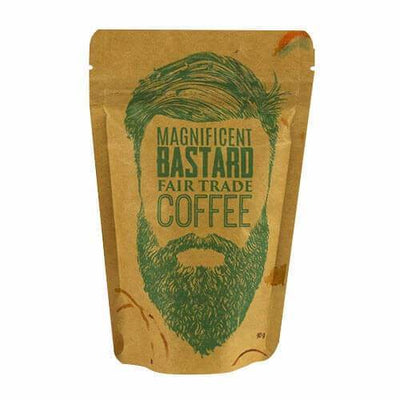 Magnificent Bastard Fair Trade Coffee