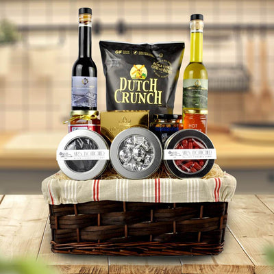 The Parisian Gourmet Gift Basket