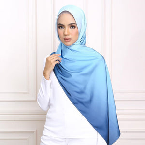 Ombre Shawl By HijabVille