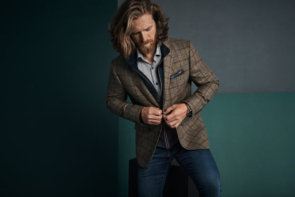 Men's fashion: 9 fashion trends to embrace this fall