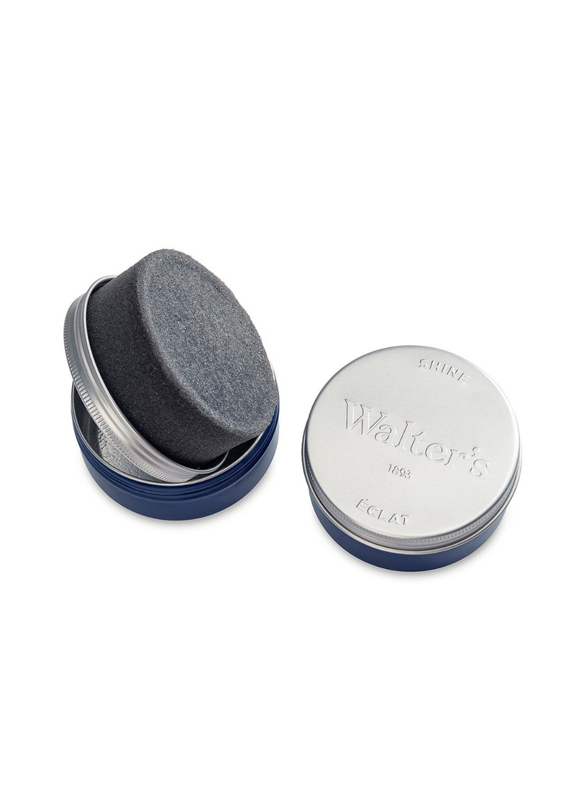 shoe shine sponge - walter's -multicolour