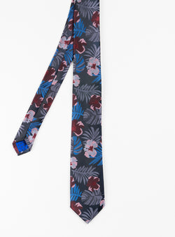 Tropical Pink Tie - Anthony of London -PINK