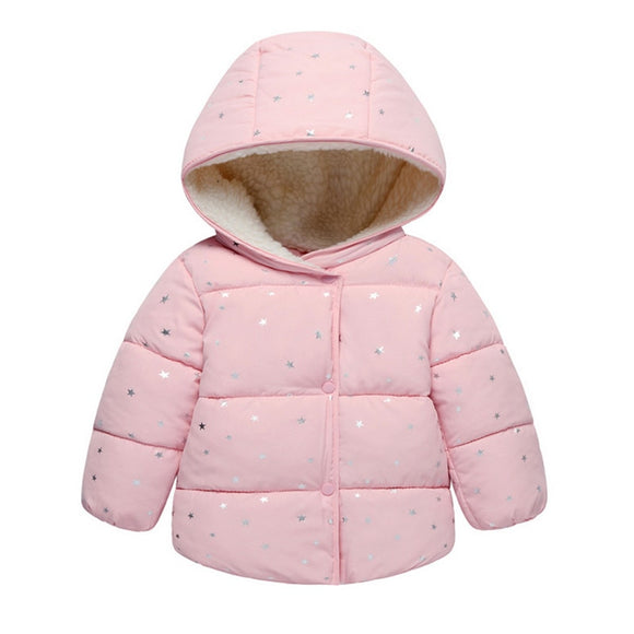 Cute n Fun  Hooded Outerwear