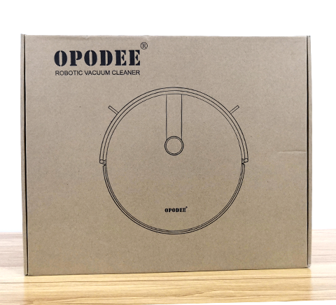 robotic vacuum cleaner package