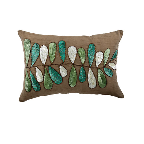 products/Days_of_Leaves-Brown-Silk-Sequins_Embroidery-Leaf_Pillow_Cover-Floral-Green-Brown_Wedding_Decor-Lumbar_Pillows-Oblong_Pillows-Rectangle_Pillows-_1_d3a39130-f160-4038-8535-4fd4b8f1f29a.jpg