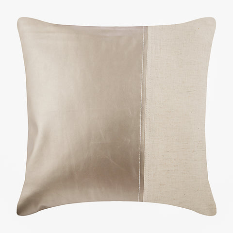 Faux Leather Throw Pillow Covers Decorative Cushion Covers Pillowcases The Homecentric