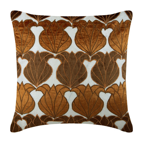 products/brown-lotus-dreams-green-polyester-blend-nature-floral-contemporary-beaded-pillow-covers.jpg