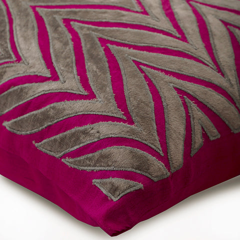 products/chevron-fuchsia-glam-pink-silk-modern-applique-decorative-pillow-covers.jpg