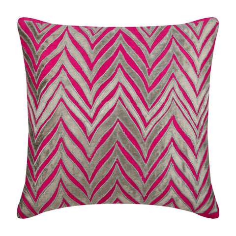 products/chevron-fuchsia-glam-pink-silk-modern-applique-pillow-covers.jpg