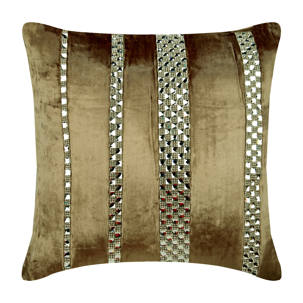 City Of Silver Pillow Cover