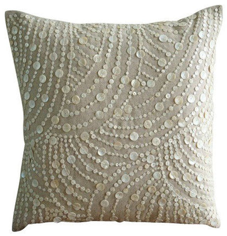 products/dreams-n-pearls-beige-linen-french-toile-contemporary-mother-of-pearl-pillow-covers.jpg