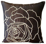 Enchanted Rose Pillow Cover