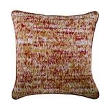 Foiled Red Decor Pillow Cover