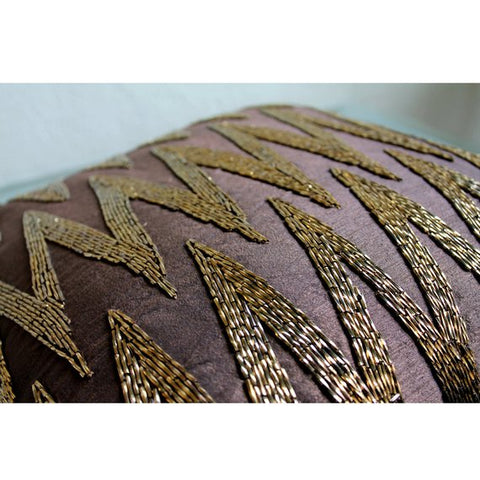 products/gold-zig-zag-brown-silk-chevron-modern-beaded-pillow-decorative-covers.jpg