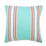 Look Aqua Deep Pillow Cover
