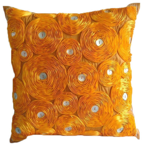 Marigold Pillow Cover