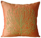 Money Tree Pillow Cover