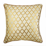 Moroccan Lattice Pillow Cover