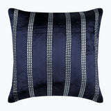 Navy City Pillow Cover