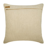 Pearly Sea Bed - Natural Beige Linen Throw Pillow Cover