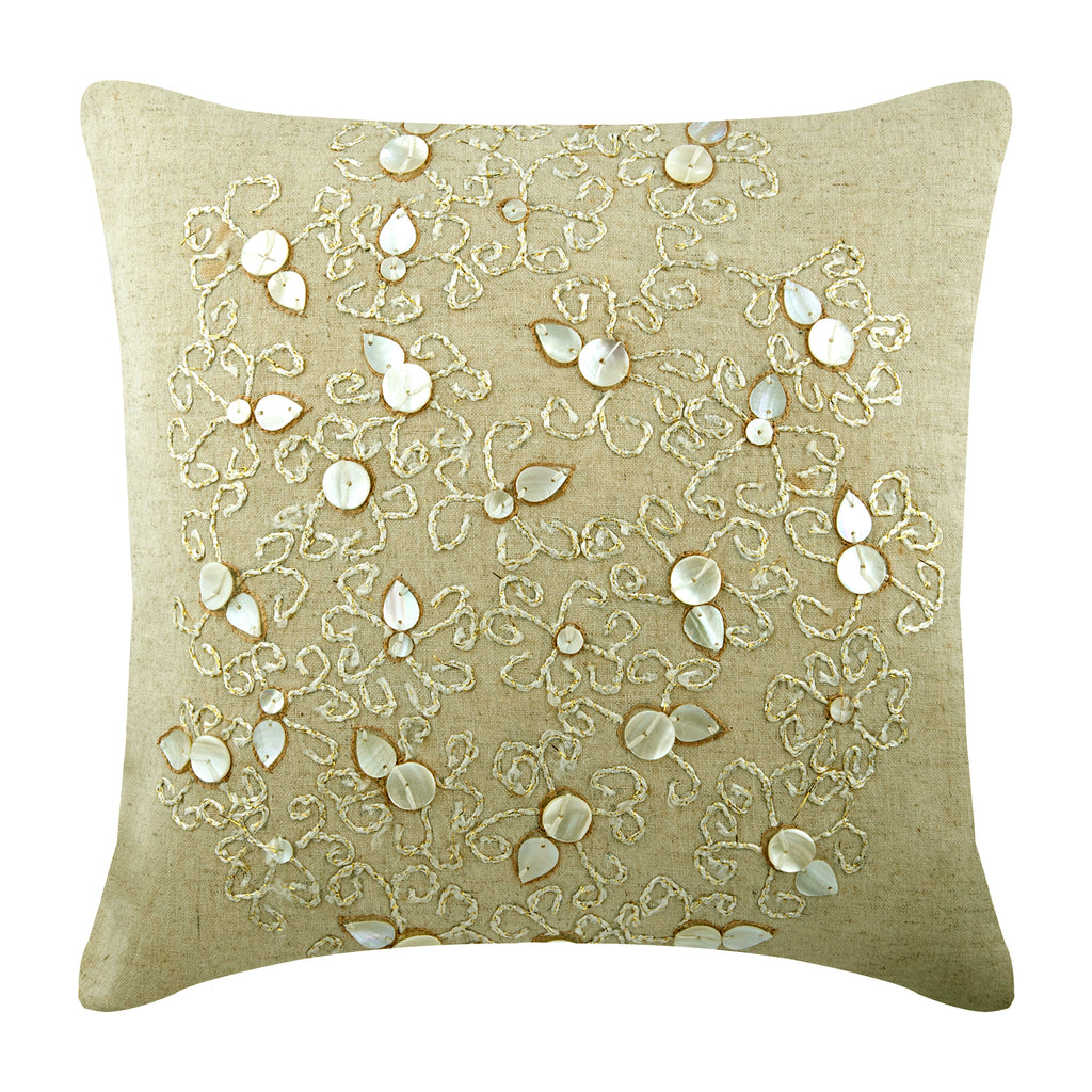 Pure Treasures Pillow Cover