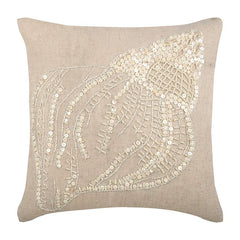 Sea Shell Pillow Cover