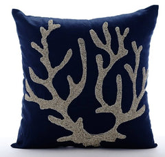Sea Weeds Pillow Cover