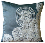 Snow Centric Pillow Cover