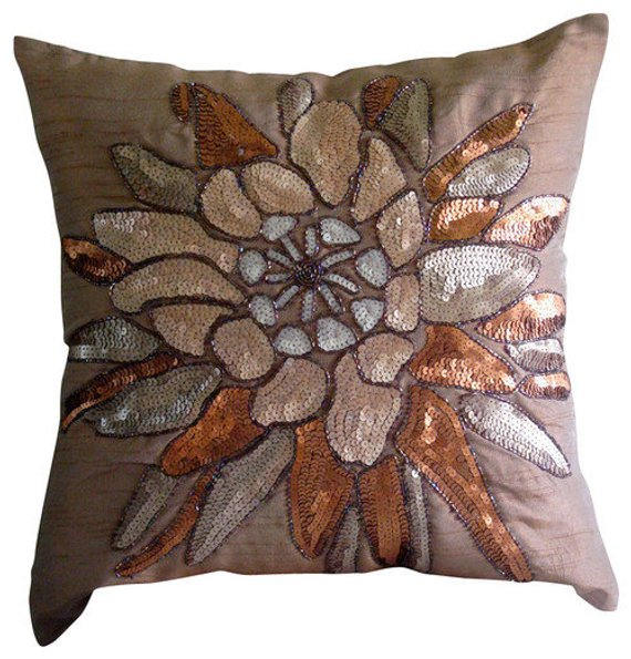 Spark Attraction Pillow Cover