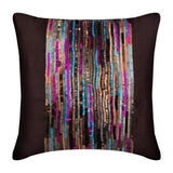 Streaks Of Color Pillow Cover