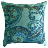 Tides Pillow Cover
