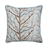 Winter Love Tree Pillow Cover