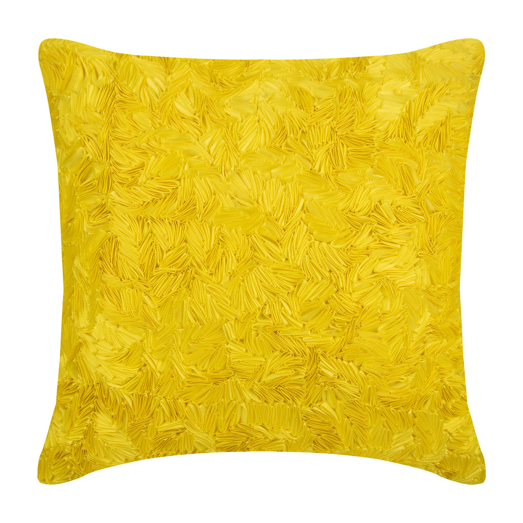 Yellow Sunshine Pillow Cover