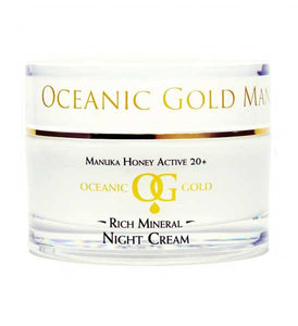 Rich Mineral Night Cream