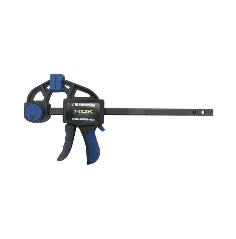 "4"" Mini-Ratcheting Clamp/Spreader"