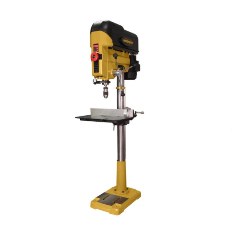 PM2800B VS Drill Press, 1HP, 1PH, 115/230V