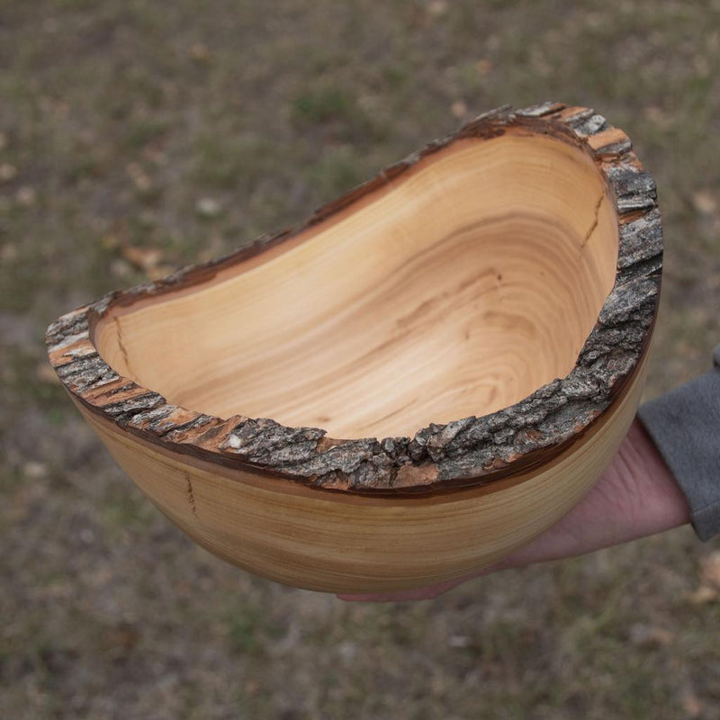Natural Edge Bowl Turning Weekend Workshop