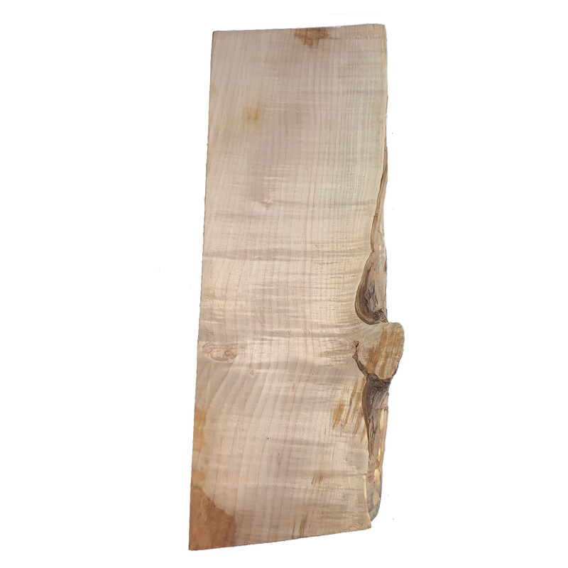 Guitar Body #186 - Quilted Maple