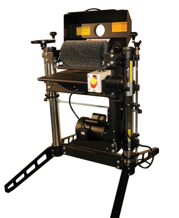 13″ Combination Brush/Drum Sander