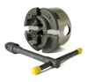 Talon 4 Jaw Scroll Chuck w/o Adaptor