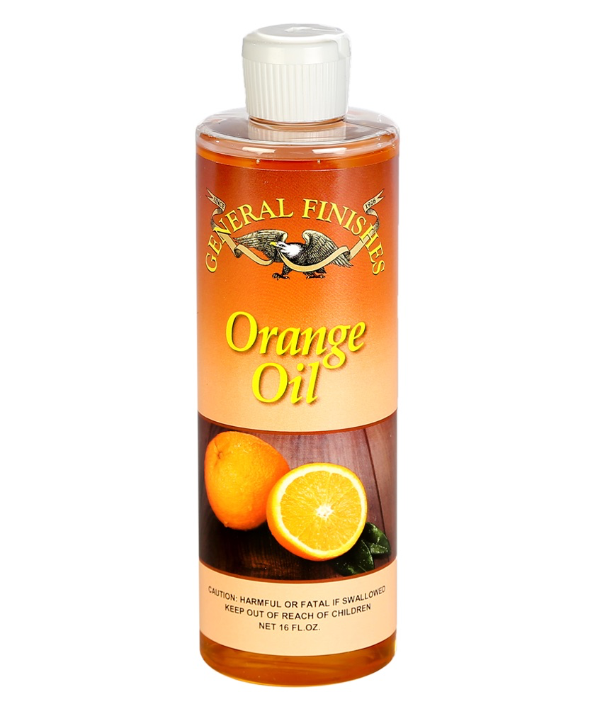 Orange Oil 473mL (Pint)