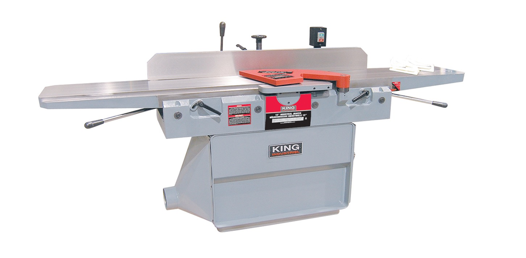 "12"" Parallelogram Jointer w/ Helical Head"