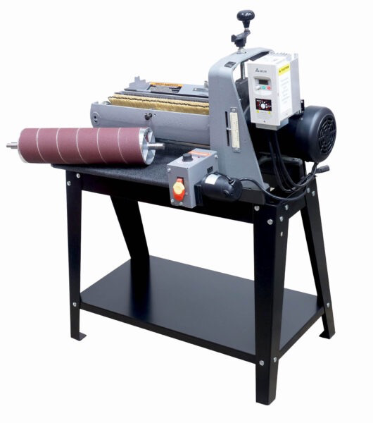 19-38 Combo Brush/Drum Sander w/ Open Stand