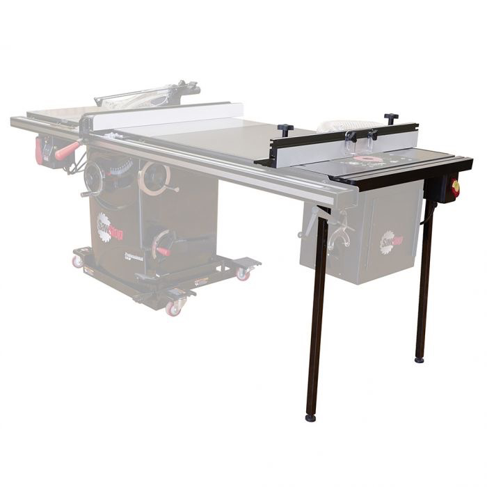 "PCS 27"" In-Line Router Table Assembly"