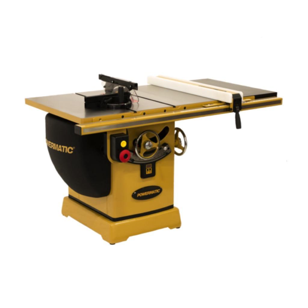 "PM2000, 10"" Tablesaw, 5HP 1PH 230V, 30"" Accu-Fence System"