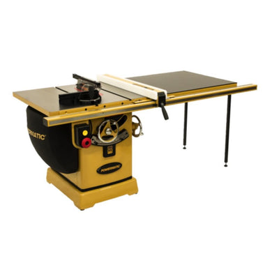 "PM2000B, 10"" Tablesaw, 3HP, 1PH, 50"" Accu-Fence System"