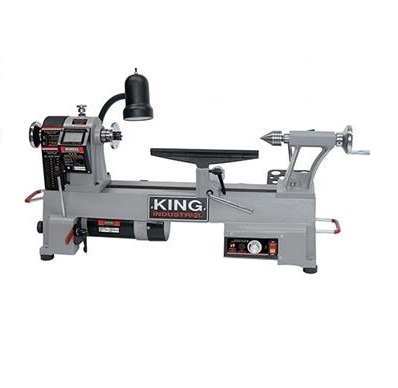 "12""x18"" Variable Speed Wood Lathe"