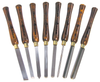 Wood Lathe Chisel Set 8 Pcs